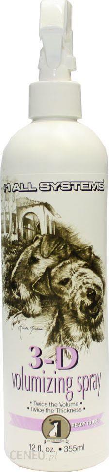 1 All Systems 3 d Volumizing Spray 355ml
