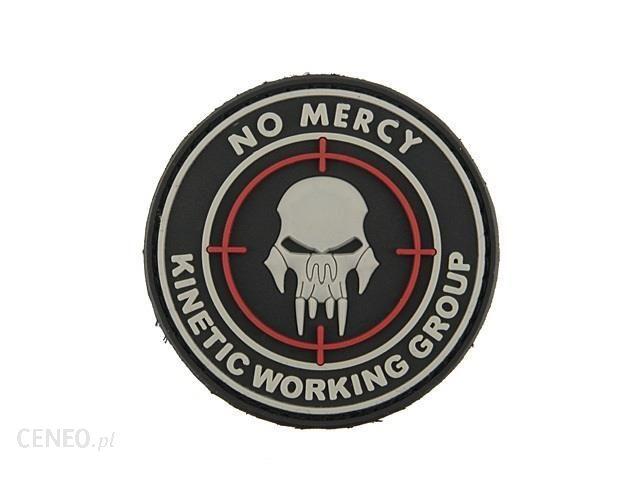 8Fields Naszywka No Mercy Pvc 1 (Pvc Patch-No Mercy)