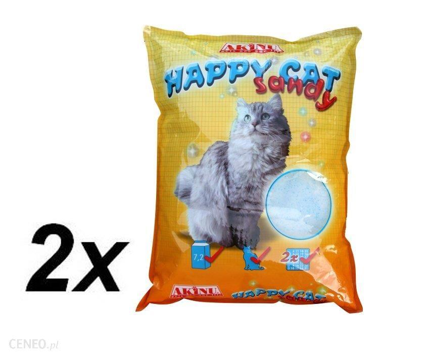 Akinu Żwirek HAPPY CAT 2 x 7