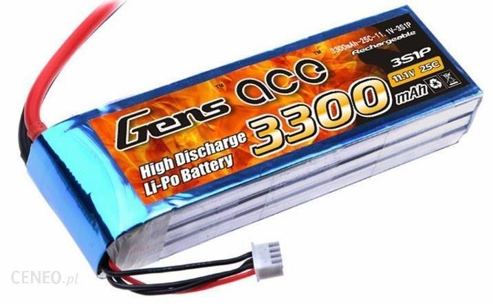 Akumulator Gens Ace 3300mAh 11