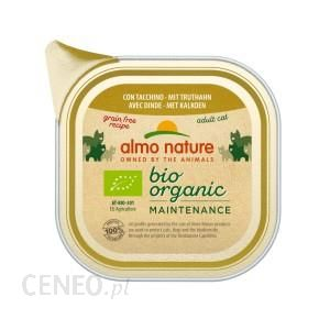 Almo Nature Szalka Bio Organic Maintenance Z Indykiem 85G