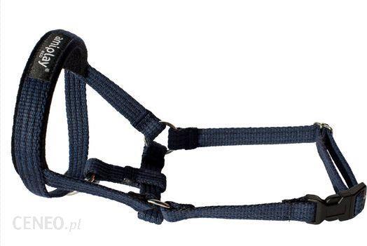 AmiPlay Halter Cotton XL Rotweiller 24-45 a x 50-65 b x 2cm Granatowy