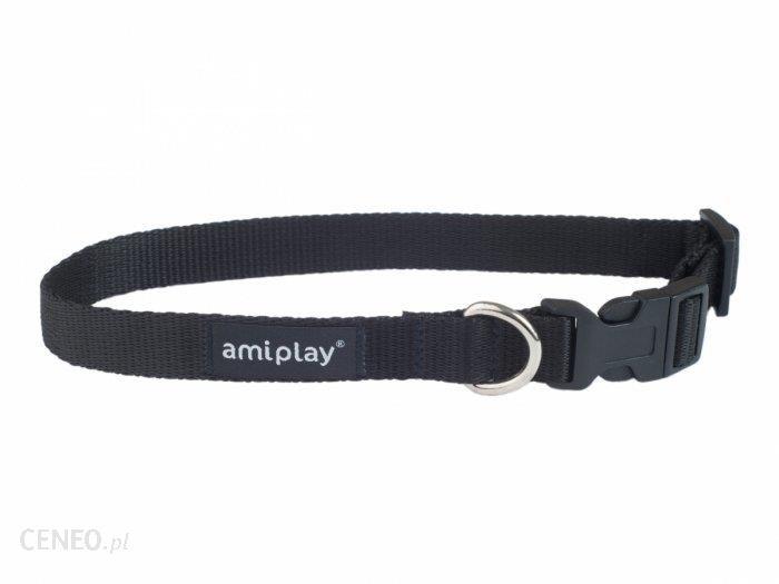 Amiplay Obroża Basic M 25-40 1