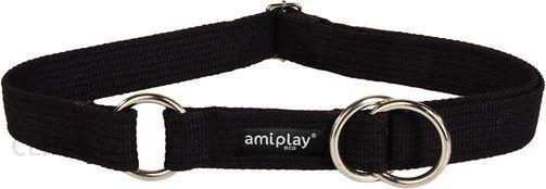 AmiPlay Obroża półzaciskowa Cotton L 32-50 cm b x 2