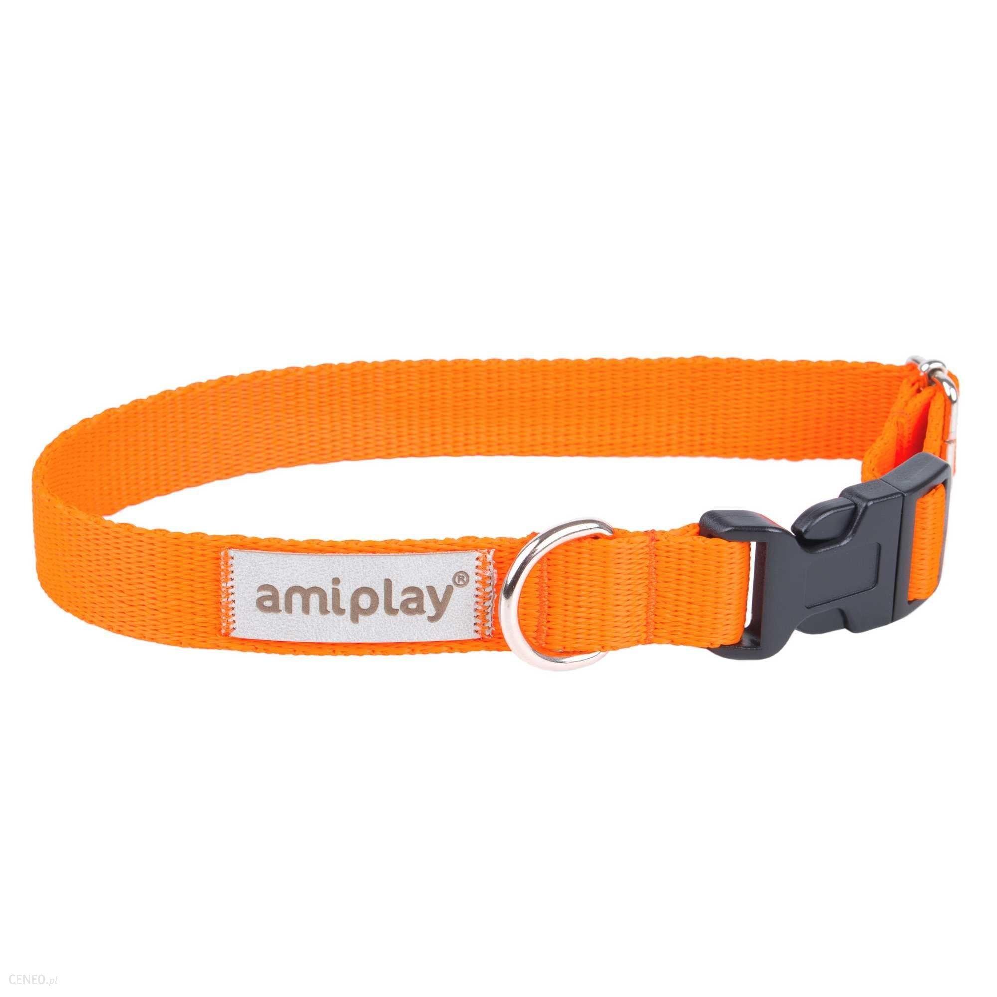 Amiplay Obroża Samba Regulowana Xl 45-70X2