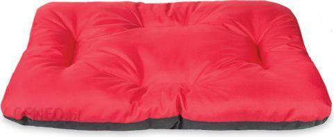 AmiPlay Poduszka prostokątna Basic L 75x55x8cm Czerwony