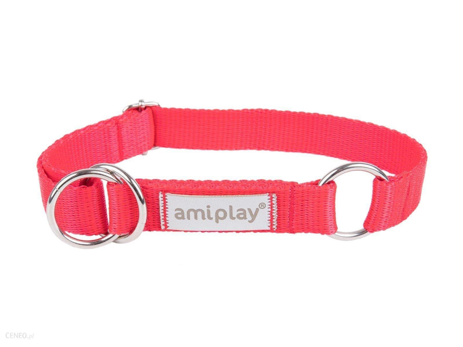 Amiplay Samba Obroża Półzaciskowa Xl 40-60X2