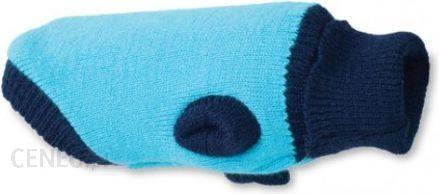 AmiPlay Sweterek dla psa Oslo 28cm Niebieski