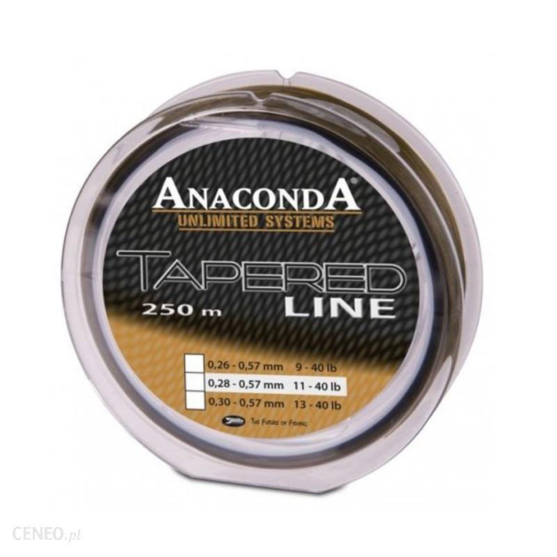 Anaconda Przypon Strzałowy Tapered Line 0
