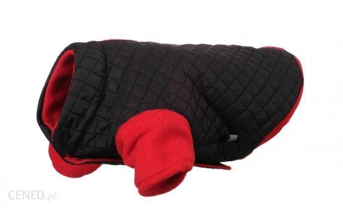 Animal Design Kurtka Czarno-Czerwona Pikowana 26Cm (Kccpk26)