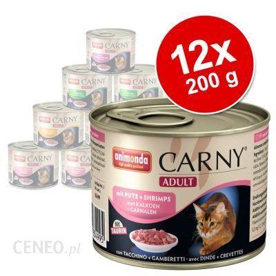 Animonda Carny Adult 12x200g