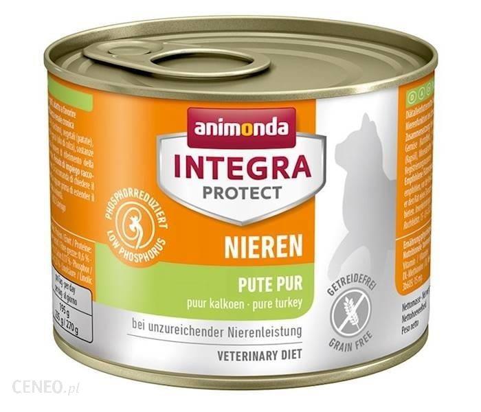 Animonda Integra Protect Nieren Indyk 24X200G
