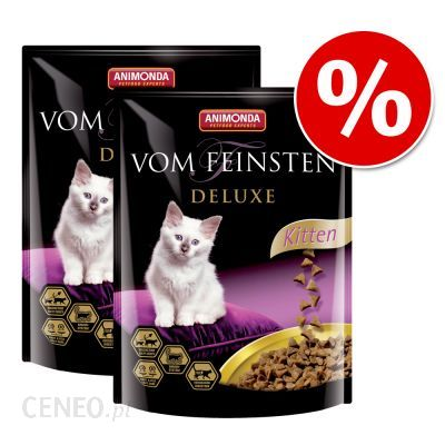 Animonda Vom Feinsten Kitten Deluxe 2x10Kg
