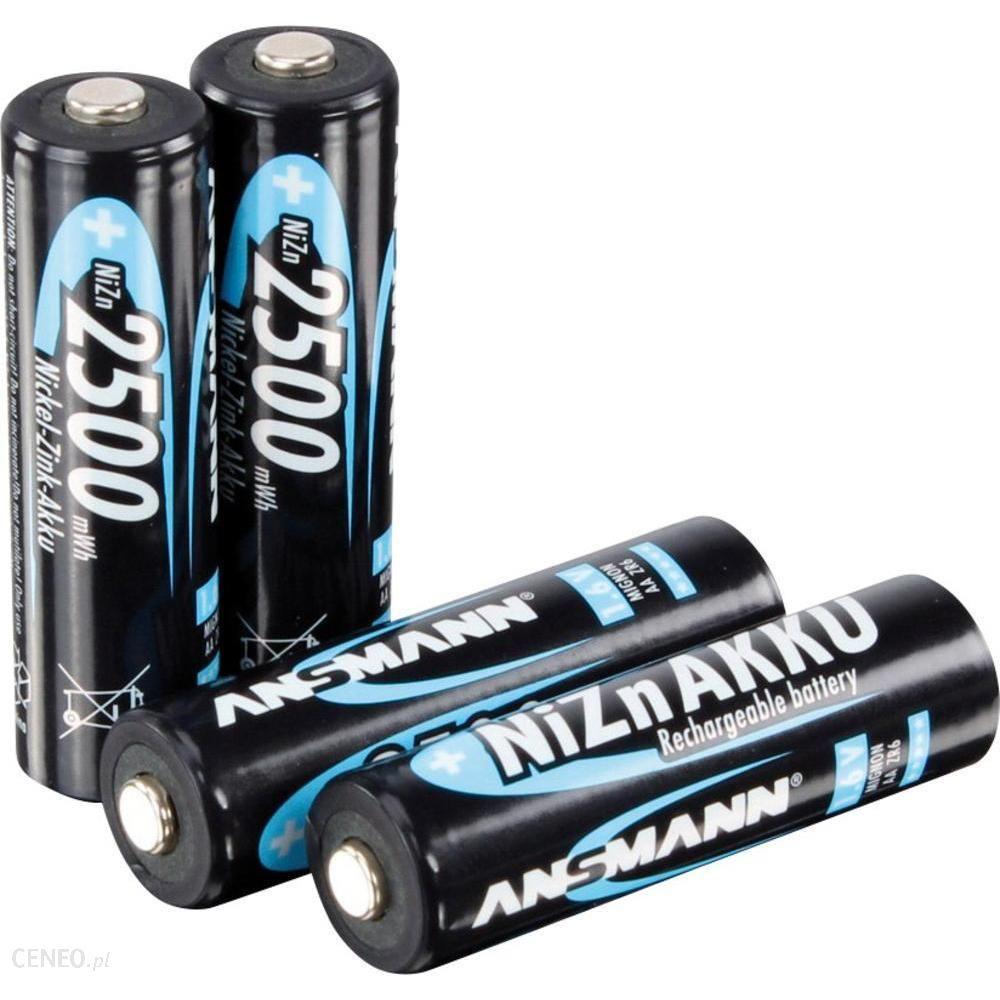 ansmann Akumulatory AA NiZn Ansmann 1