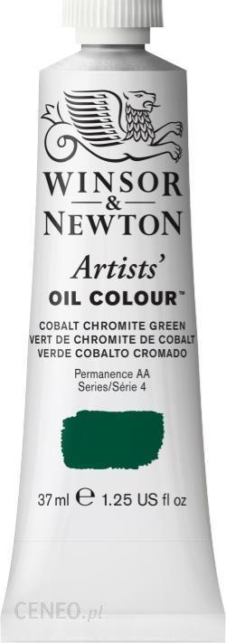 AOC 37ml COBALT CHROME GREEN -Farba olejna