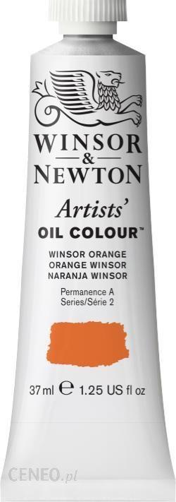 AOC 37ml WINSOR ORANGE -Farba olejna