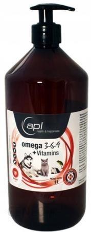 Apl Breeder Omega 3 6 9 + Vitamins 1l