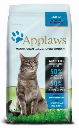 Applaws Cat Adult Ocean Fish & Salmon 1