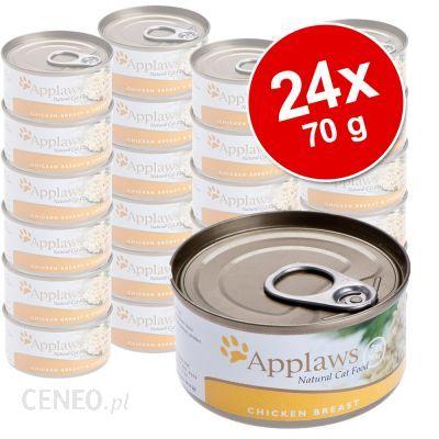 Applaws Filet z Tuńczyka 24x70g