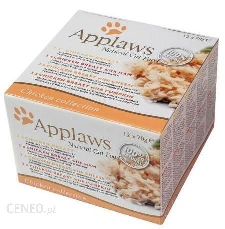Applaws Multipak Kurczak 12x70g