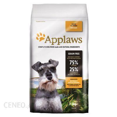 Applaws Senior All Breeds Kurczak 2x7