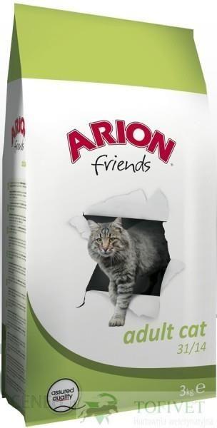 Arion Friends Adult Cat 31/14 2X15Kg