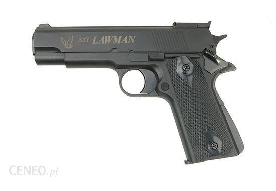 Asg Pistolet Sti Lawman [Ref14770]