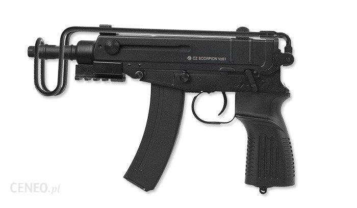 ASG Replika elektryczna pistoletu maszynowego Scorpion Vz61 AEP Sportline 16529