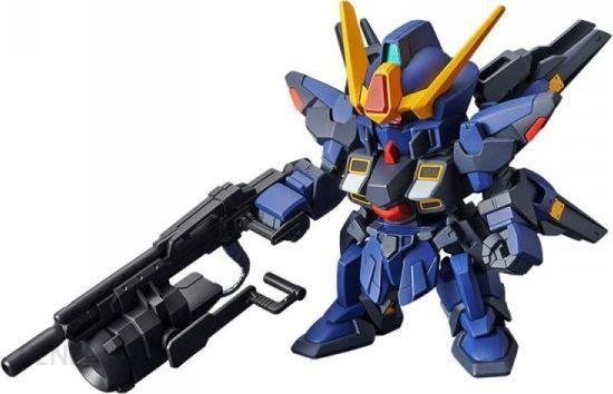 Bandai Figurka Kolekcjonerska Sd Gundam Cross Silhouette Sisquiede Titans Color