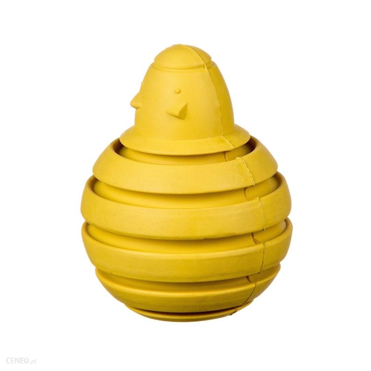 Barry King Bombka Żółta M 8
