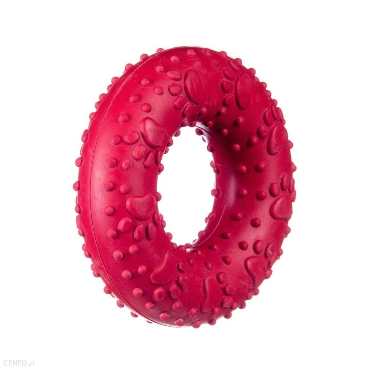 Barry King Ring Czerwony M 9cm