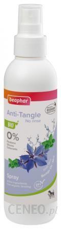 Beaphar Bio Organiczny Anti-Tangle Spray Zapobiegajacy Splataniu Sierści Dla Psów I Kotów 200Ml