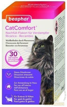 Beaphar Cat Comfort Refill 30 Dniowy Wkład Uzupełniający
