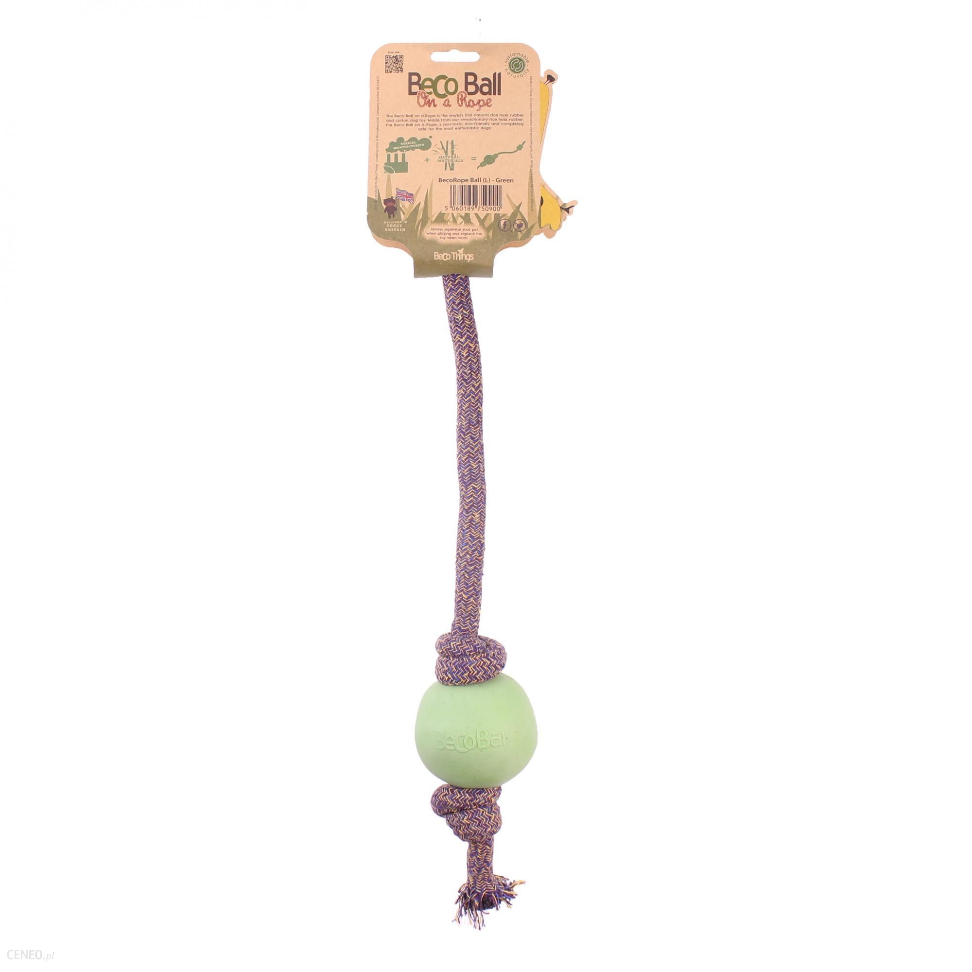 beco Rope Ball zielona rozm S