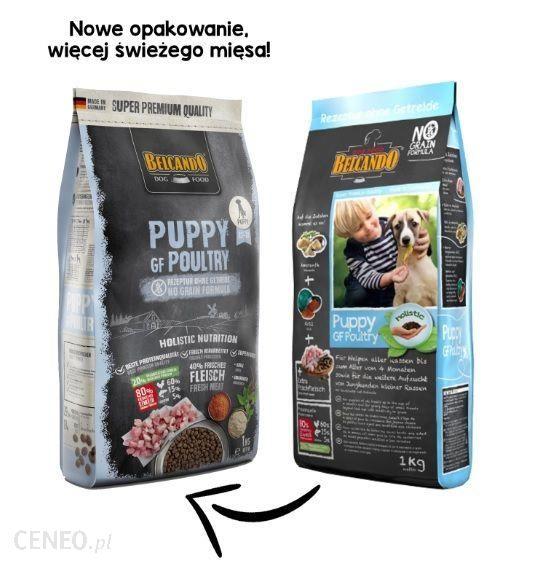 Belcando Puppy Grain Free Poultry Drób 1Kg