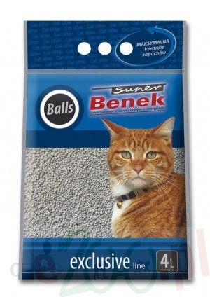 Benek Super Exclusive Balls 4L