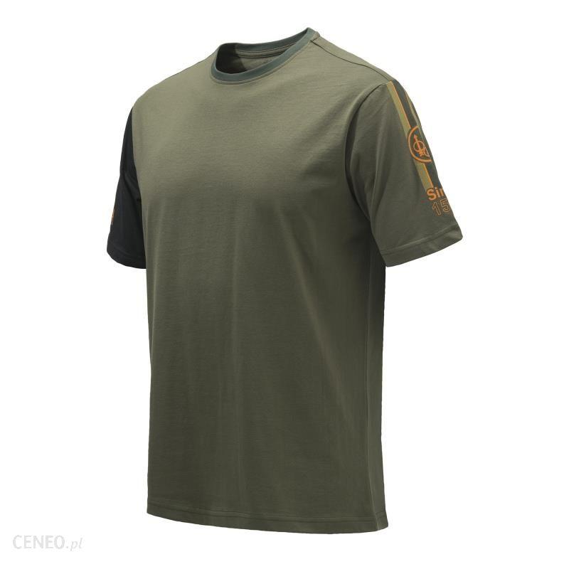 Beretta Koszulka Victory Corporate Ts342 Zielony (Ube/Tsh Ts342/715) Kr