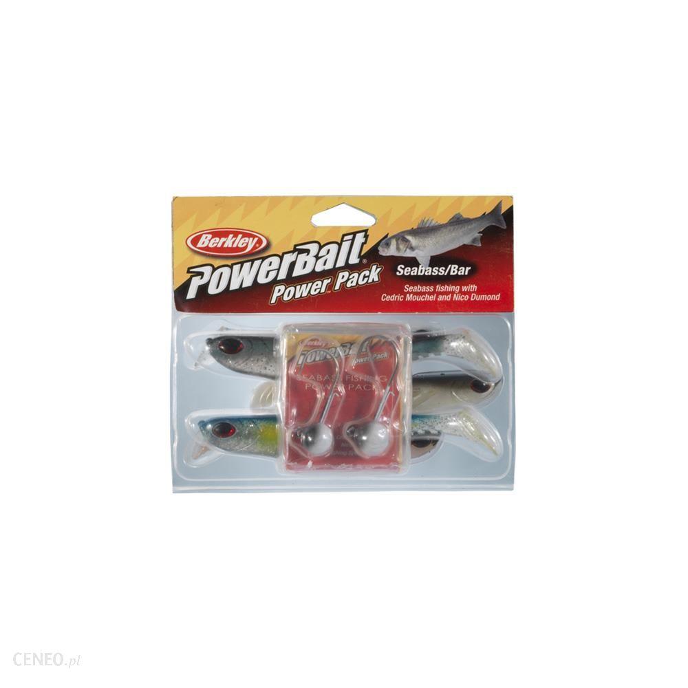 Berkley Powerbait Seabass Pro Pack 7 Części