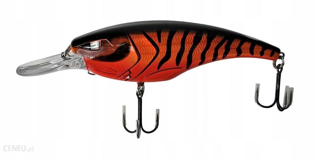 Berkley Zilla Deep Crank 14.3Cm 78G Red Tiger