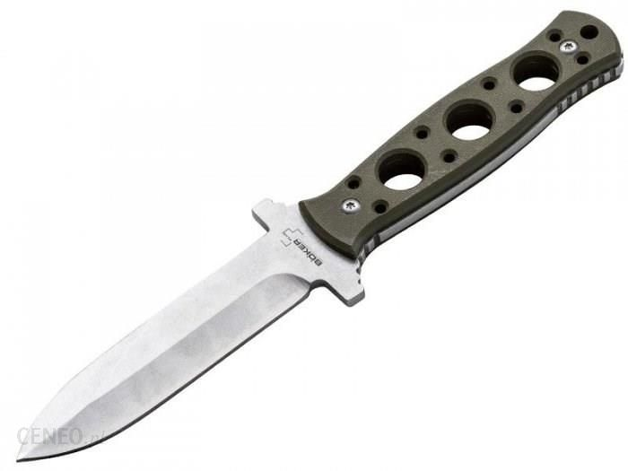 boker Nóż Plus Steel Ranger 02BO289 T