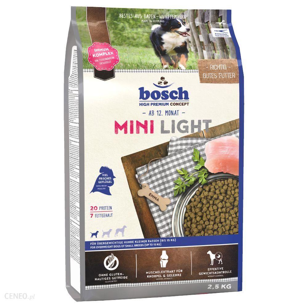 Bosch High Adult Mini Light 2x2