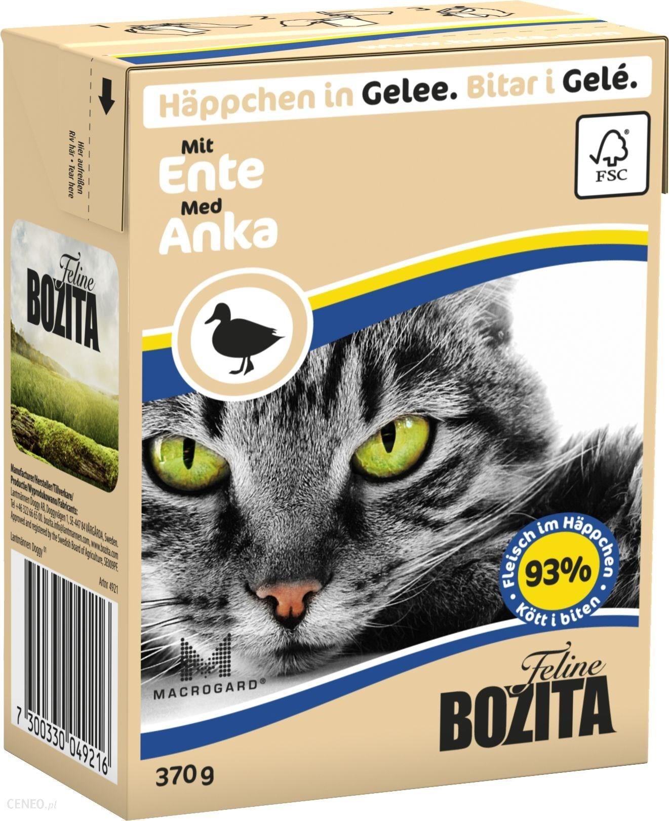 Bozita Kaczka W Galaretce 6x370G