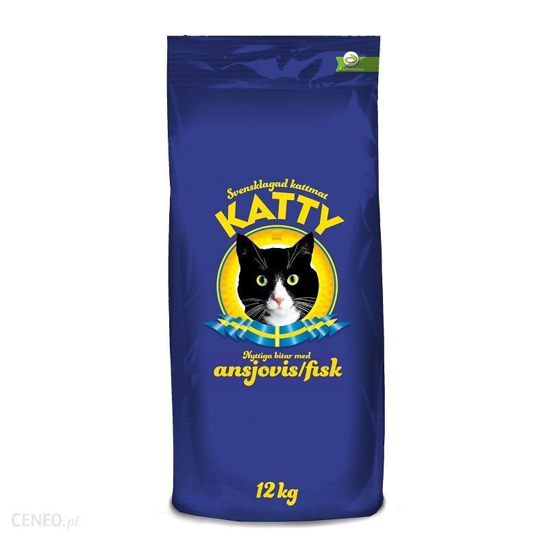 BOZITA Katty z rybą 12kg