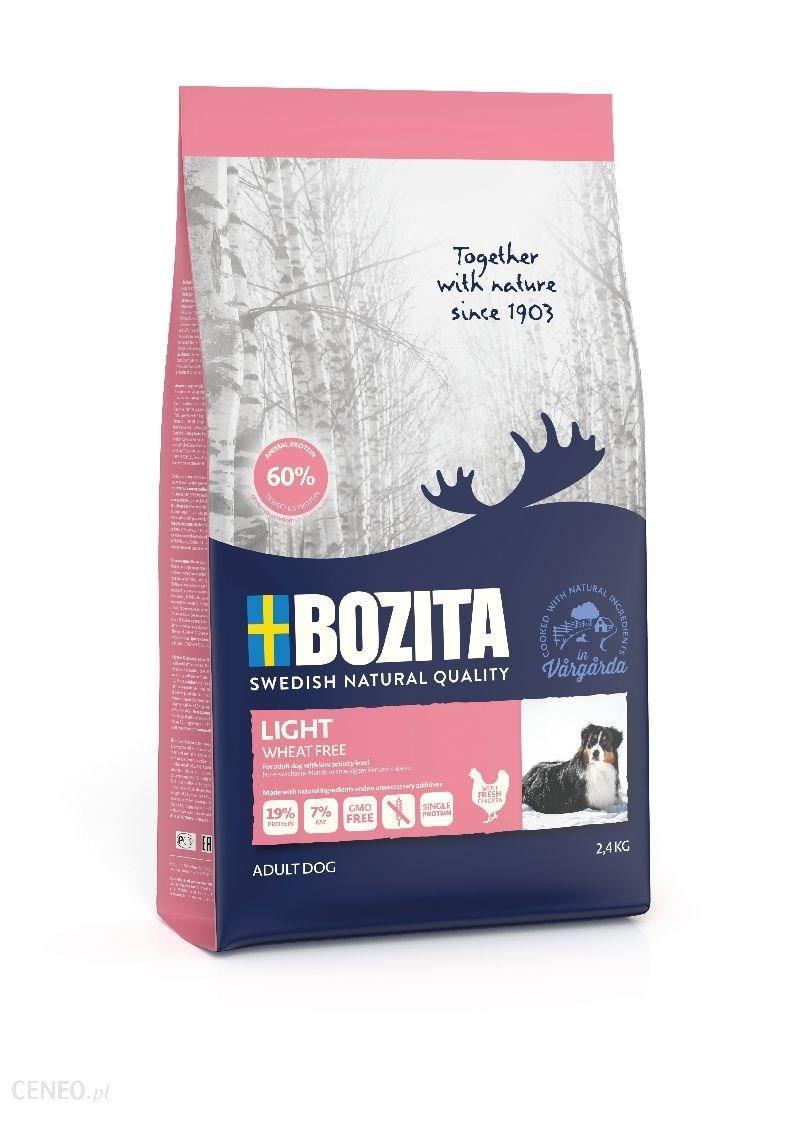 Bozita Light Wheat Free 2
