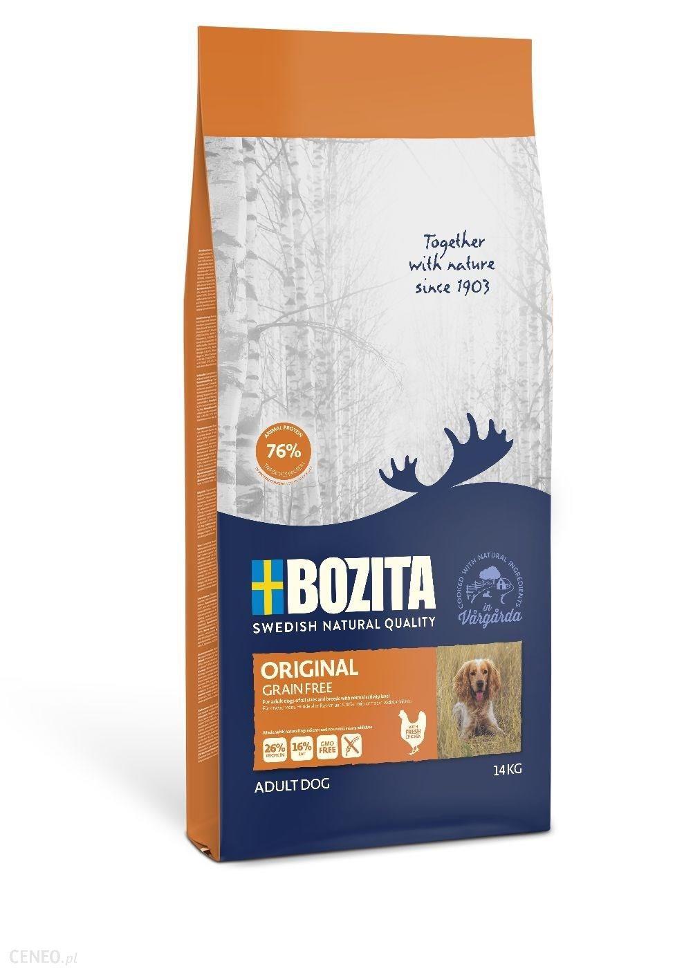 Bozita Original Grain Free Kurczak 14kg