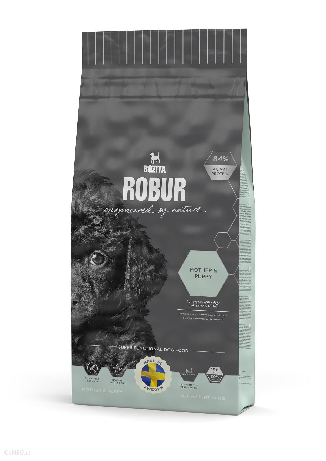 BOZITA Robur Mother & Puppy 30/15 14kg