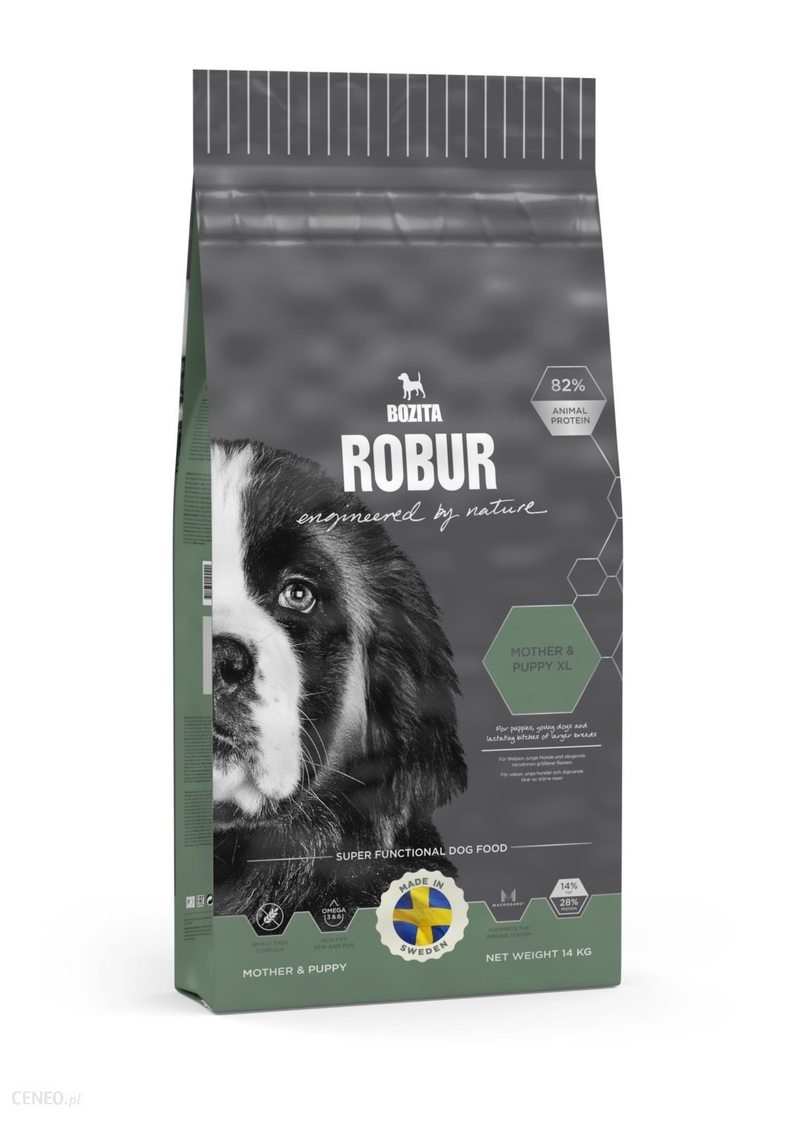 Bozita Robur Mother & Puppy XL 2x14kg