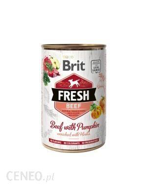 Brit Fresh Wołowina Z Dynią 400G