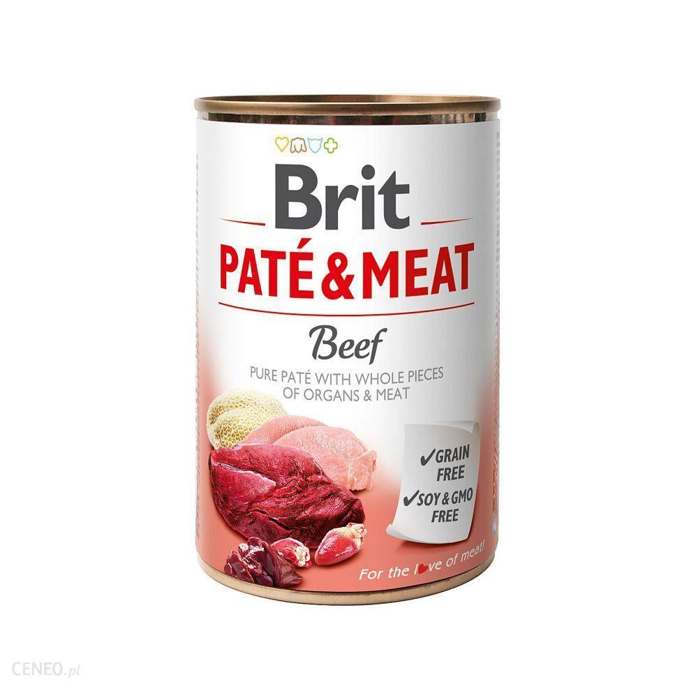 Brit Pate&Meat Beef 6x400g