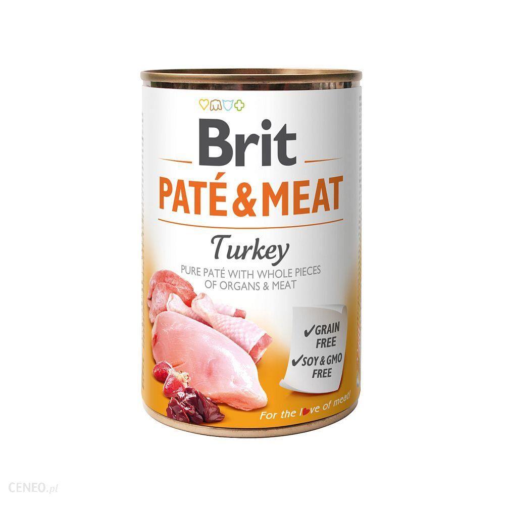 Brit Pate&Meat Turkey 12x400g